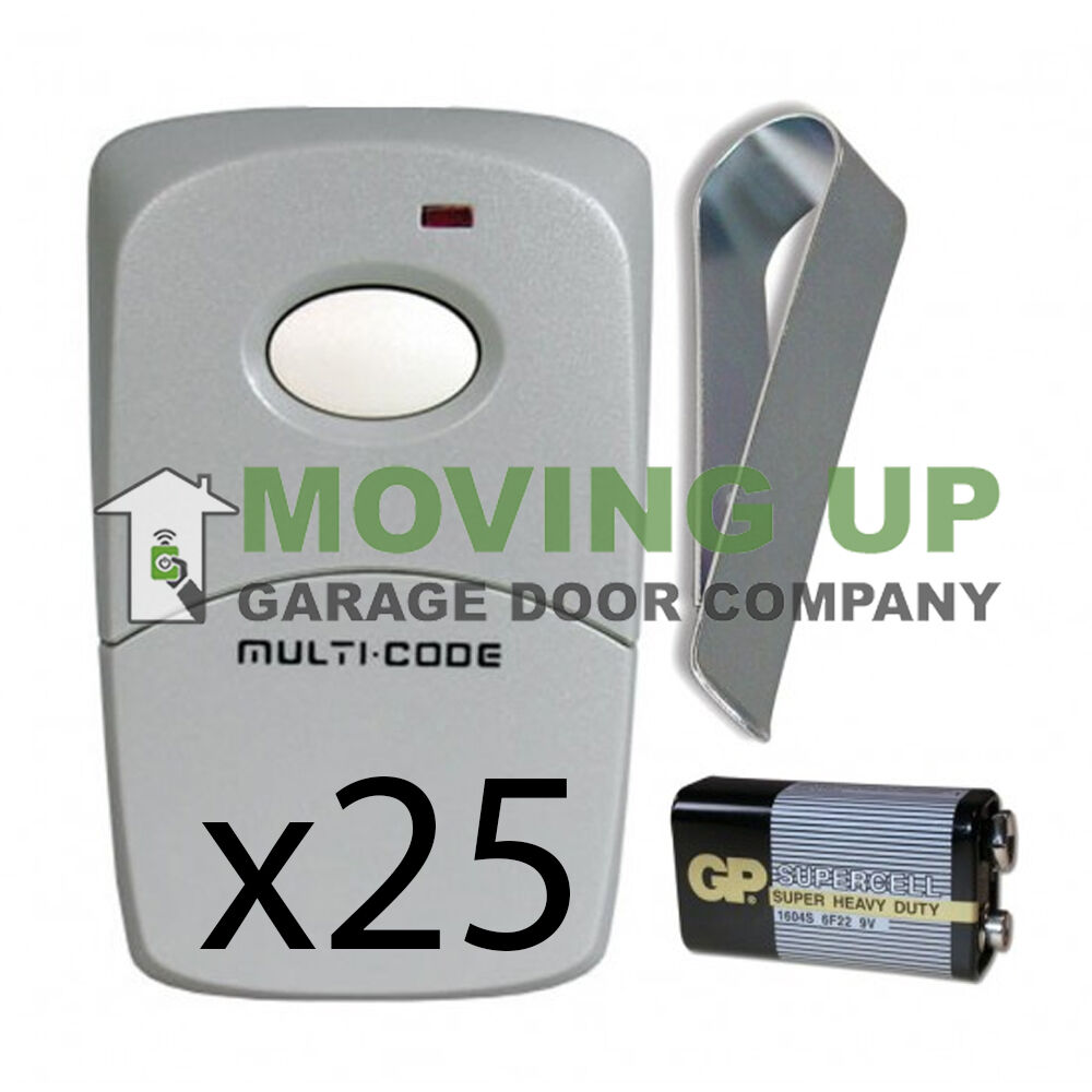Linear 3089 Multi Code Remote Mcs308911 308911 Gate Garage
