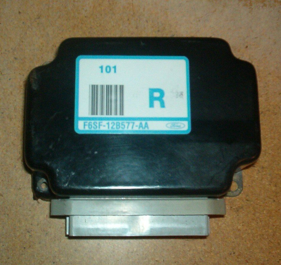 #F6SF-12B577-AA Ford Taurus Mercury Sable CCRM Constant Control Relay Computer
