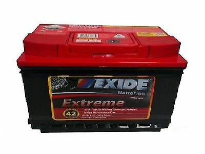 Acdelco Car Battery New S58515 Din85l 780cca 30 Mth Warranty Maintenance Free