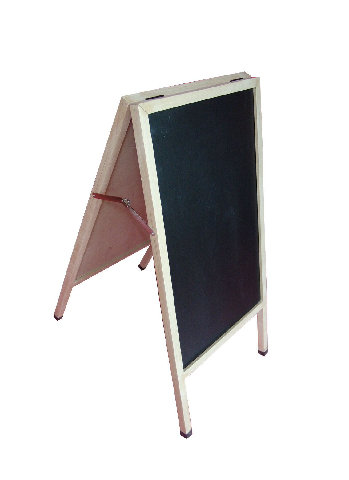 DOUBLE SIDED SIDEWALK Pavement A-Frame CHALKBOARD Restaurant Sign ...