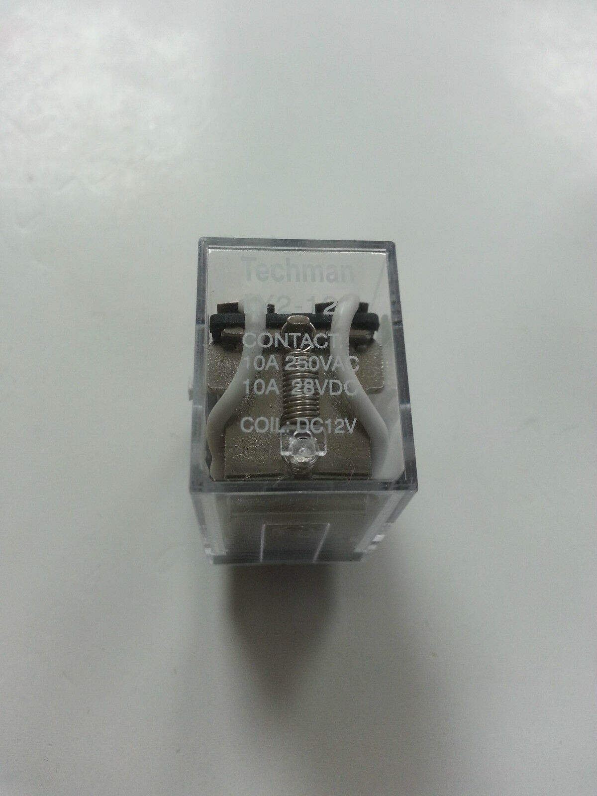 1 Piece Power Relay Coil 12vdc 12v Dpdt 10a 8 Pins Us Free Omron Mks2p 30vcd Of 2free Shipping