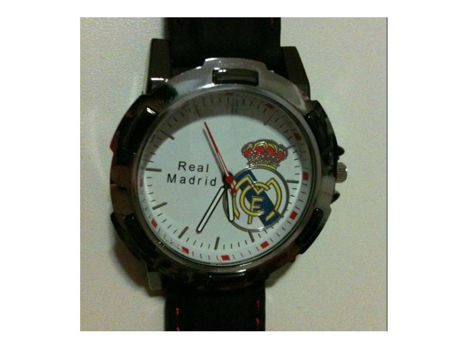 Real Madrid Wrist Watch Football Club Logo • $37.99