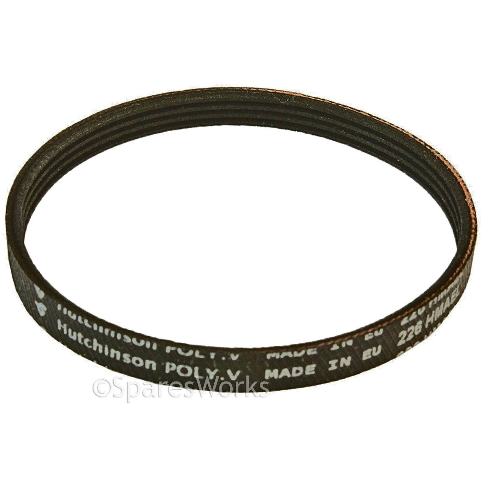 Beko 4phe226 poly v extra strong tumble dryer small pulley belt genuine drvt61w - Tumble dryer for small space pict ...