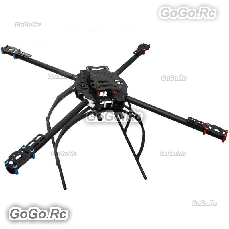 TAROT IRON MAN 650 Foldable 3K carbon fiber Quad copter Quadcopter ...