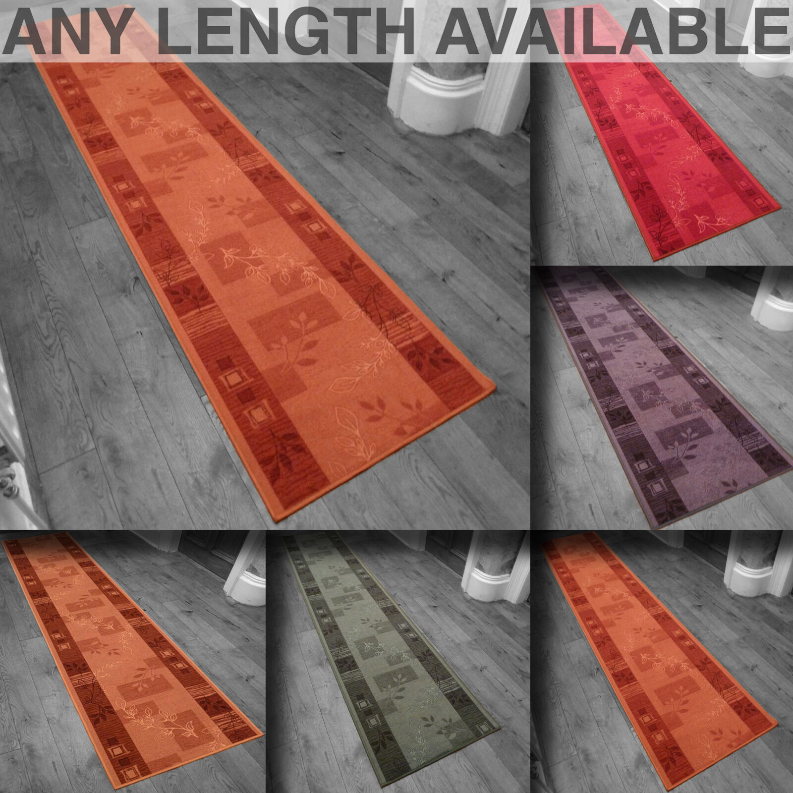 Agadir Made To Measure Custom Size Any Length Hall Hallway Carpet Runner Rug Mat 1 Of 1free Shipping See More