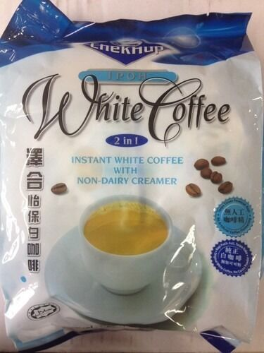 Chek Hup Ipoh White Coffee 2 In 1 With Non-dairy Creamer
