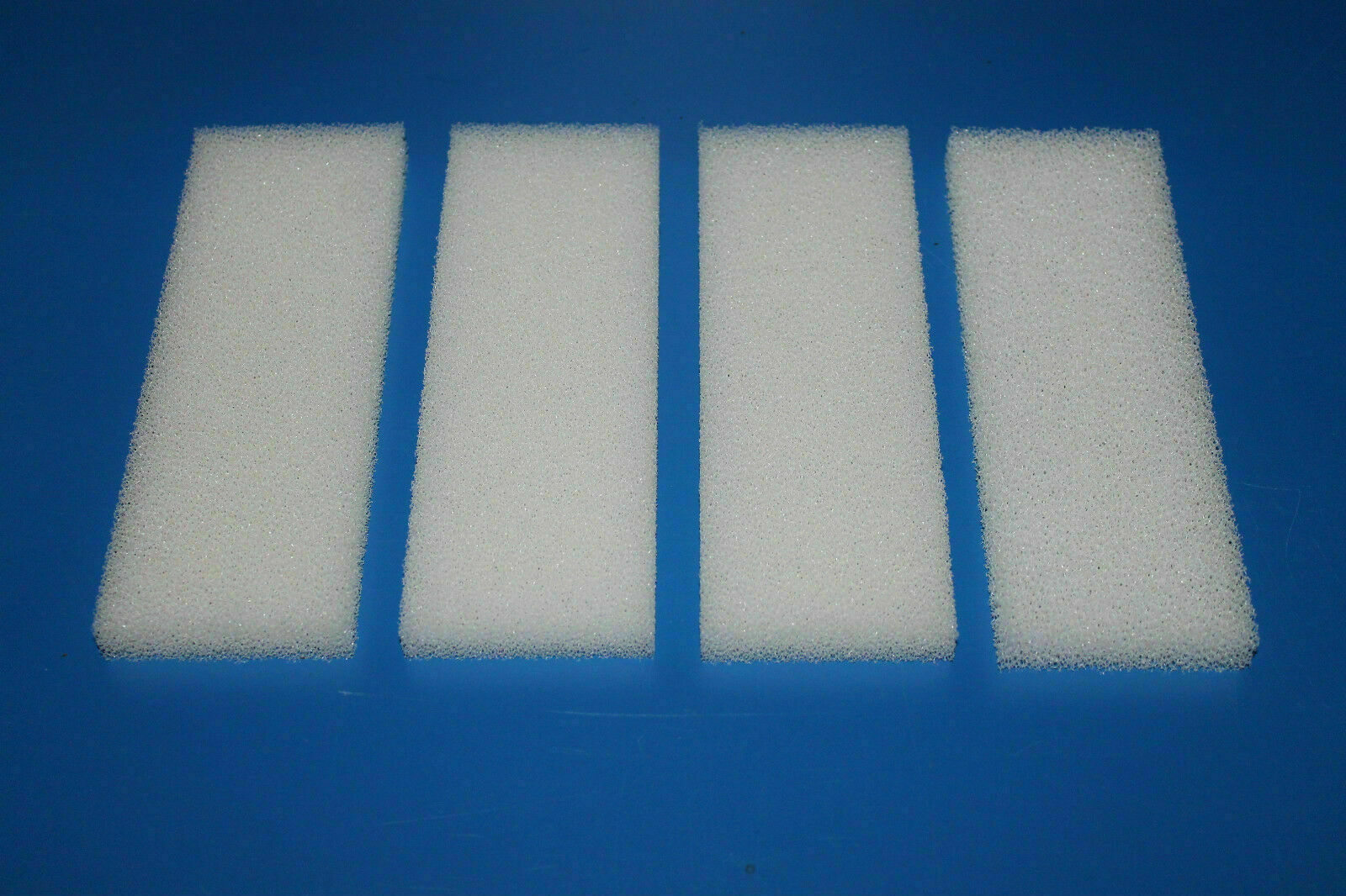 4 x COMPATIBLE INTERPET PF4 FOAM SPONGE REPLACEMENTS POWER FILTER FISH TANK