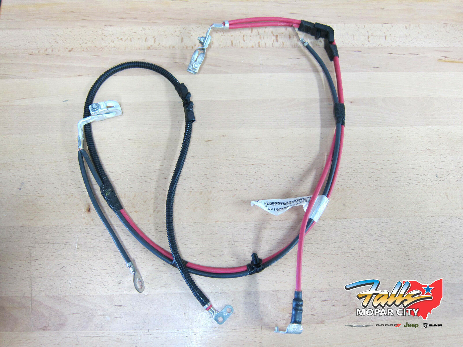 2001 2005 Chrysler Pt Cruiser 24l Non Turbo Battery Wiring Harness Mopar Oem 1 Of 7free Shipping