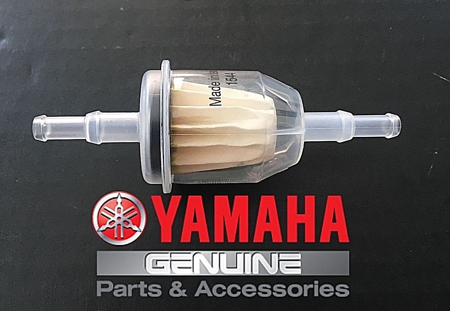 New Oem Yamaha Rhino 660 450 Fuel Filter Jn6 F4560 00 Utv Sxs 2004 Polaris Sportsman 1 Of 1only 3 Available