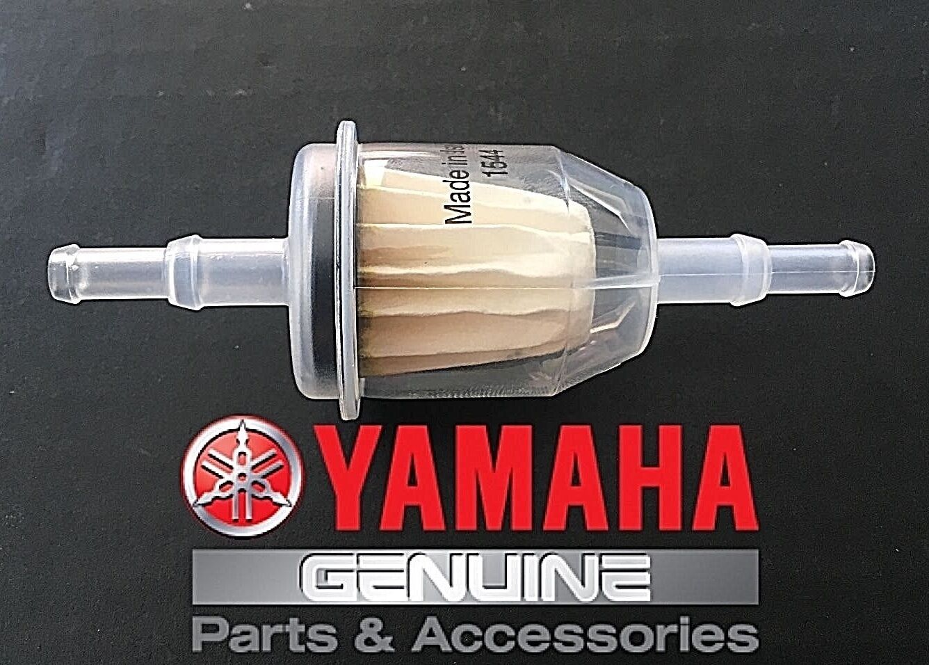 Yamaha Oem Inline Fuel Filter Pro Hauler 1000, 700, Rhino 450, Rhino 660 1  of 1Only 2 available ...