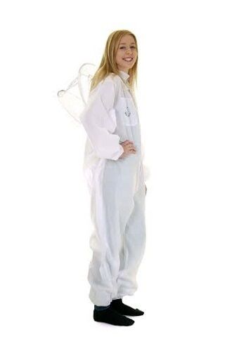 Buzz Work Wear Basic Cotton Beekeepers Bee Suit: Large