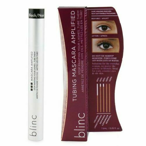 Blinc Mascara Amplified - Black - 7.5ml Volume & Length - Approved Stockist • £18.50