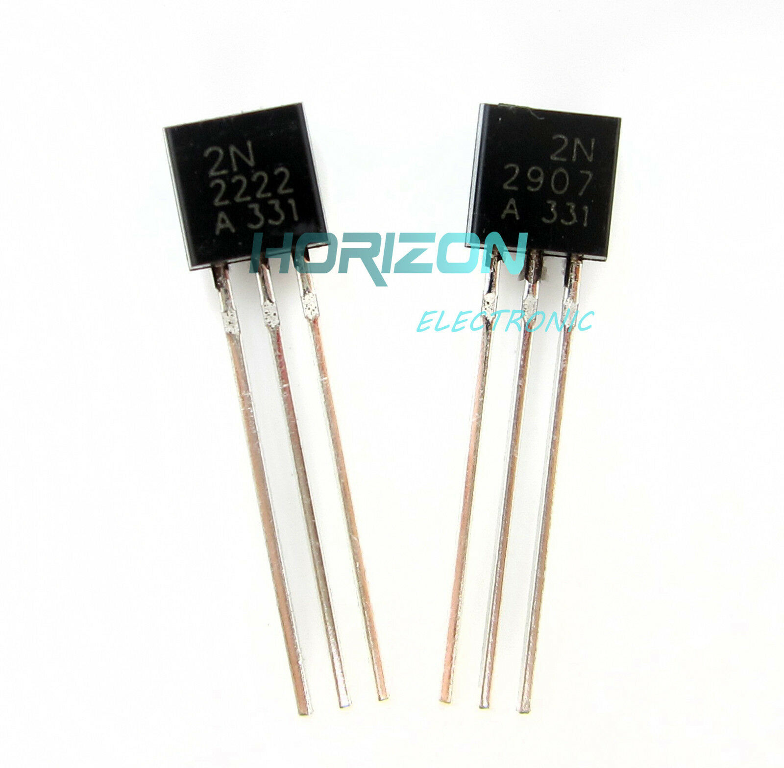 100pair Or 200pcs 2n2222 2n2907 2n2222a 2n2907a To 92 New Transistor 1000pcs Lm358 Sop8 Integrated Circuit Operational Amplifier Ic 1 Of 1only 5 Available