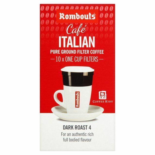 Rombouts Intense One Cup Filters 10 per pack