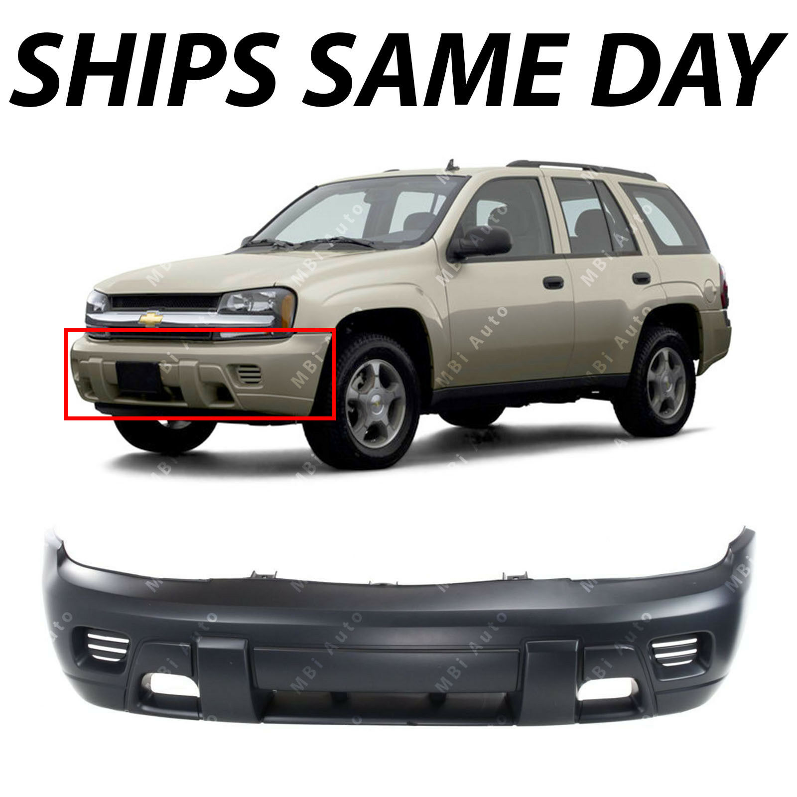 New ford Fusion Bumper Cover Replacement