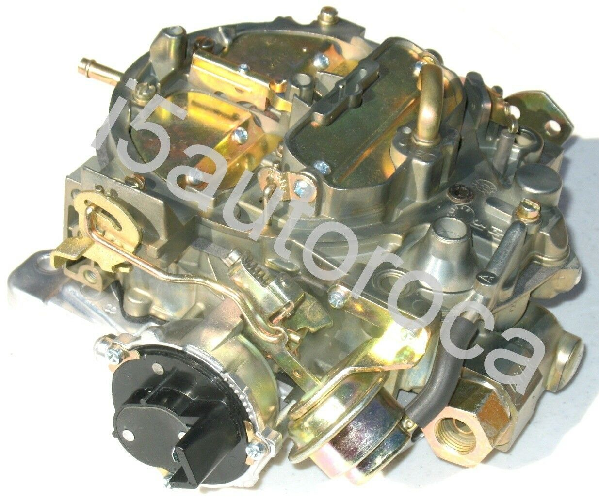 MARINE Carburetor Quadrajet Chrysler 360 Electric Choke