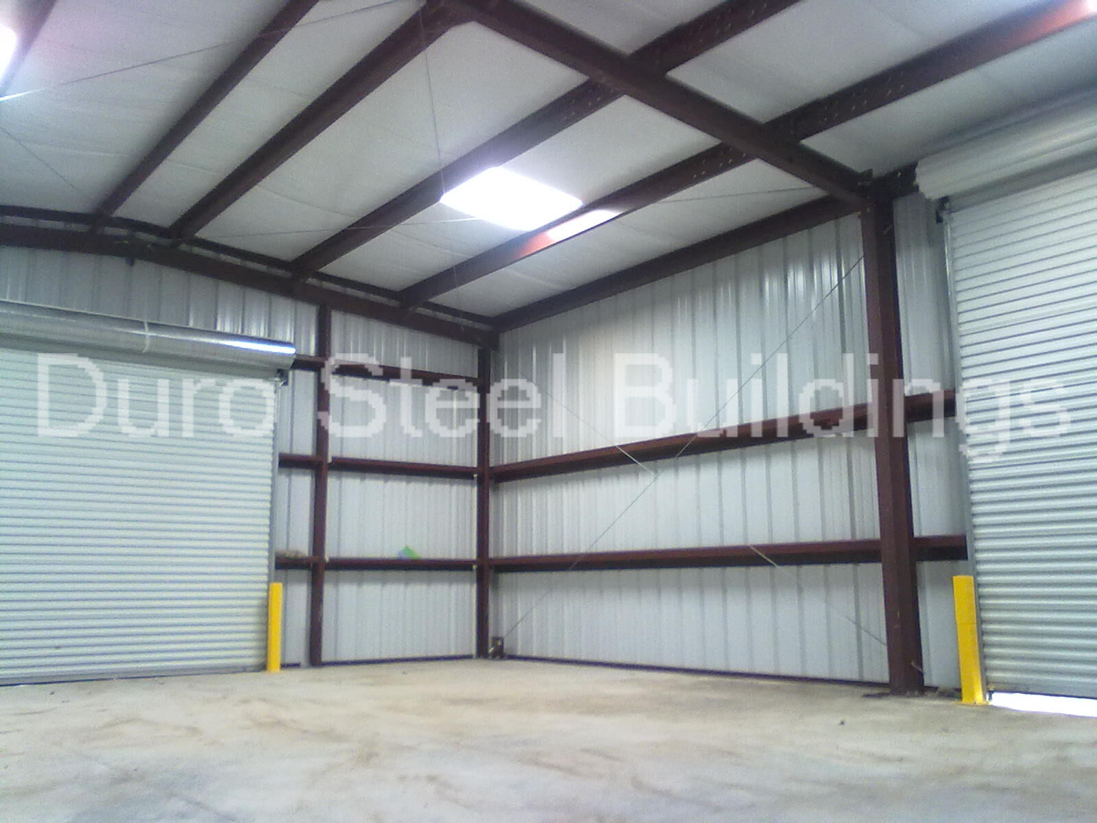 Durobeam steel 30x30x16 metal building kits residential for Residential garage kits