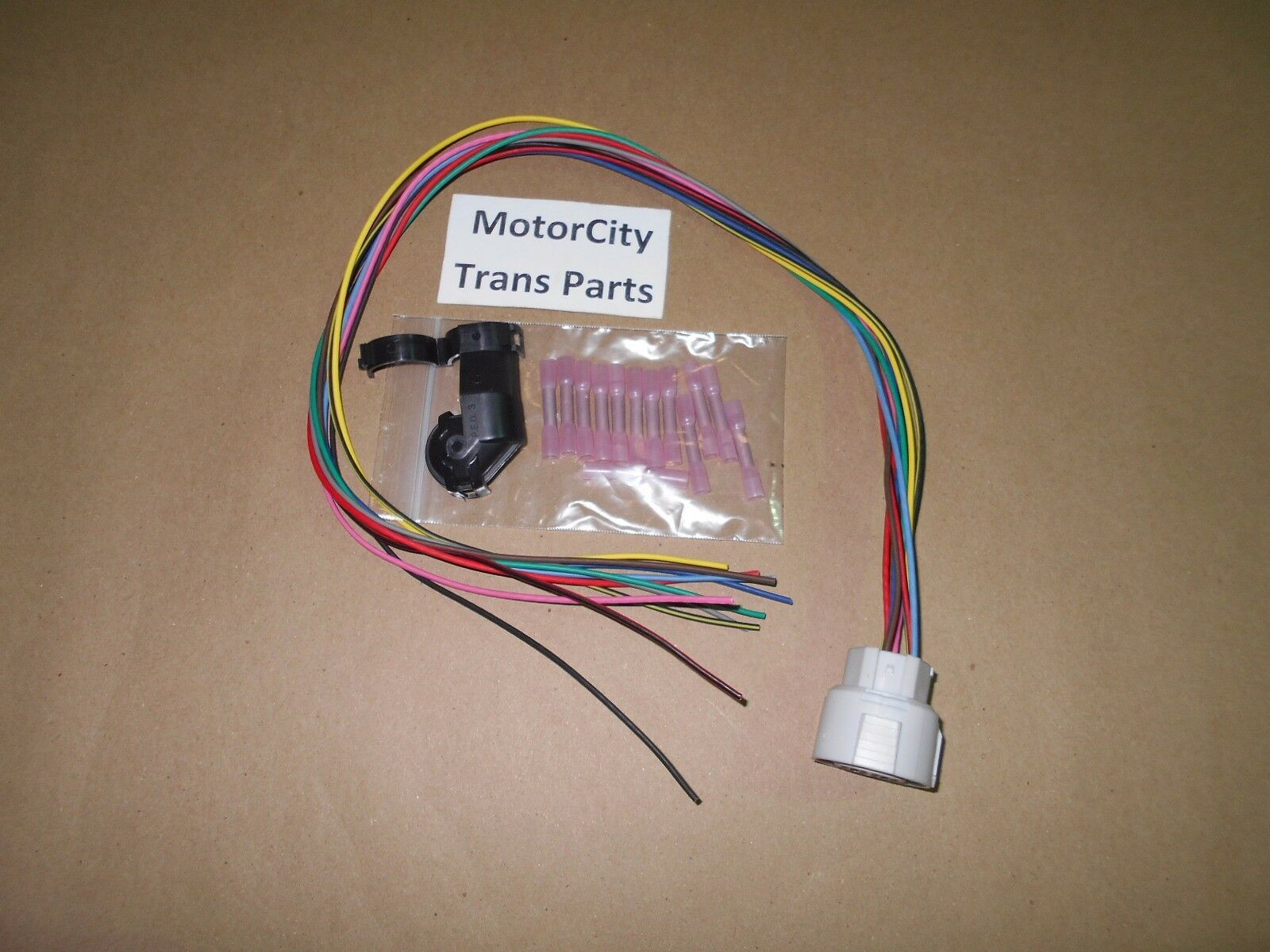 Gm 4l80e 4l85e Transmission External Wire Harness 1991 On Oem New Parts Rostra 1 Of 2free Shipping
