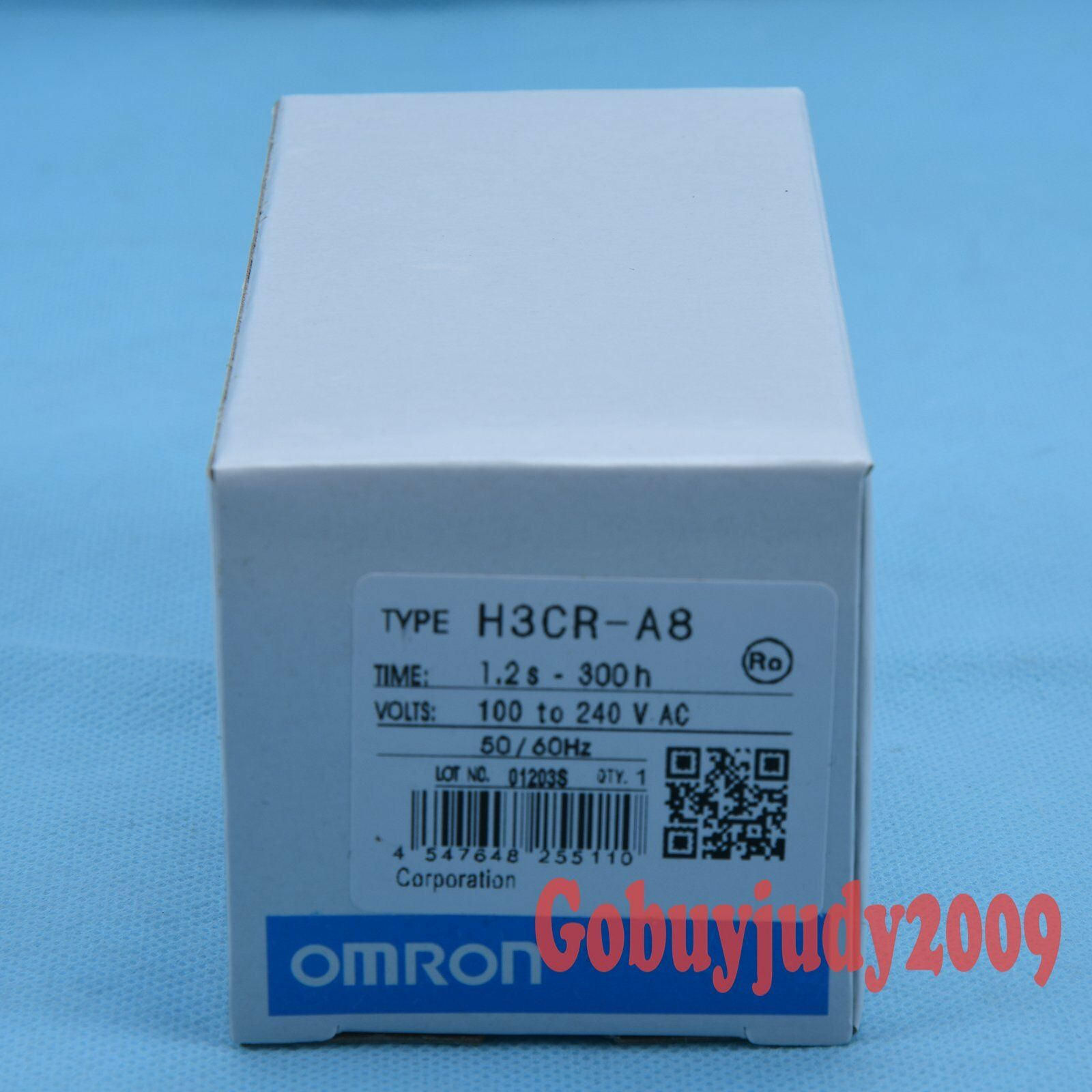 how to set omron h3cr timer
