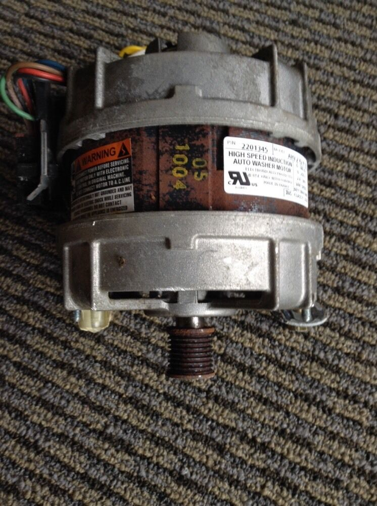 Maytag Neptune Washer Induction Motor Ahv 2 42 P 10 P
