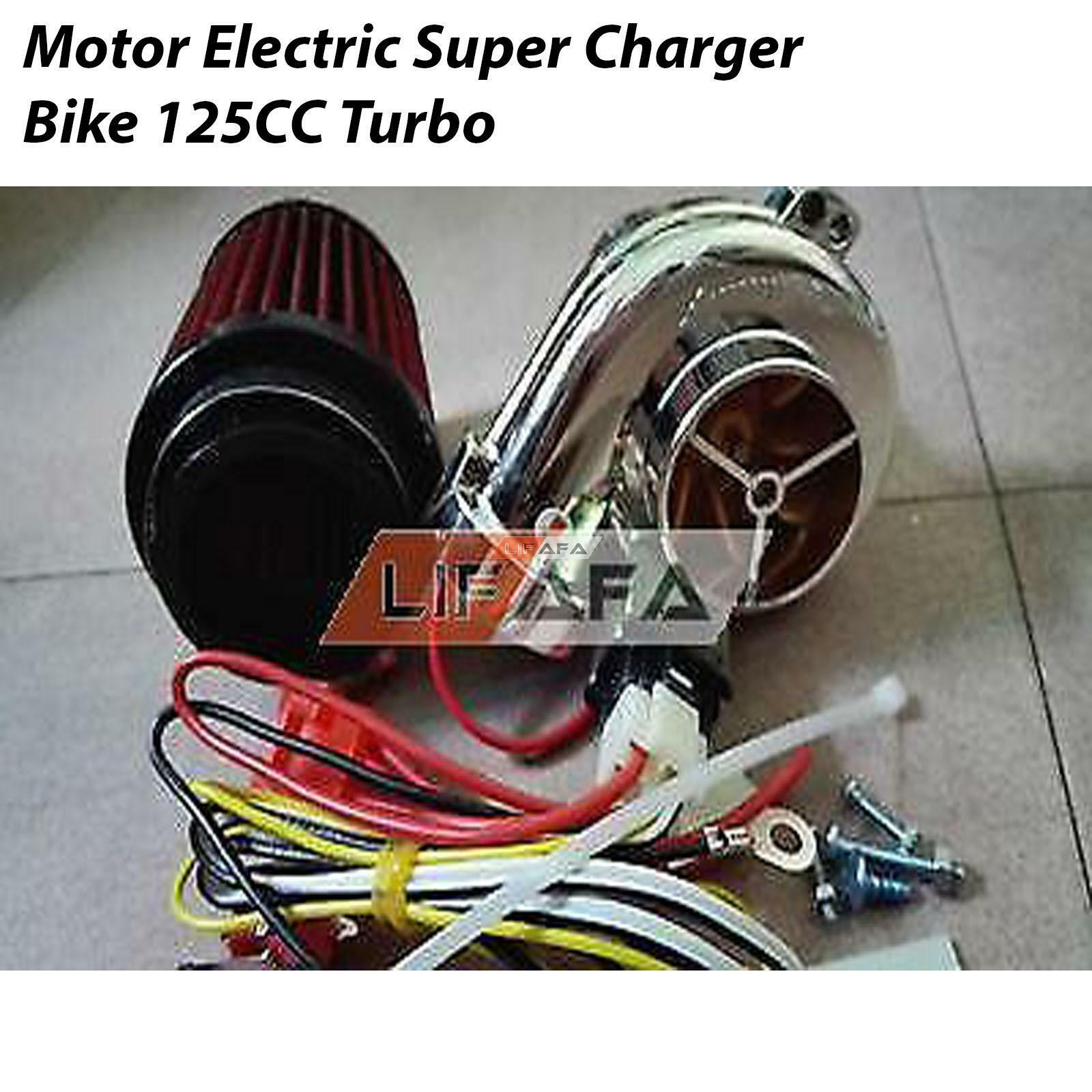 Electric Supercharger Australia: MOTOR ELECTRIC SUPERCHARGER KIT PRO/TUMPSTAR/ATV QUAD BIKE