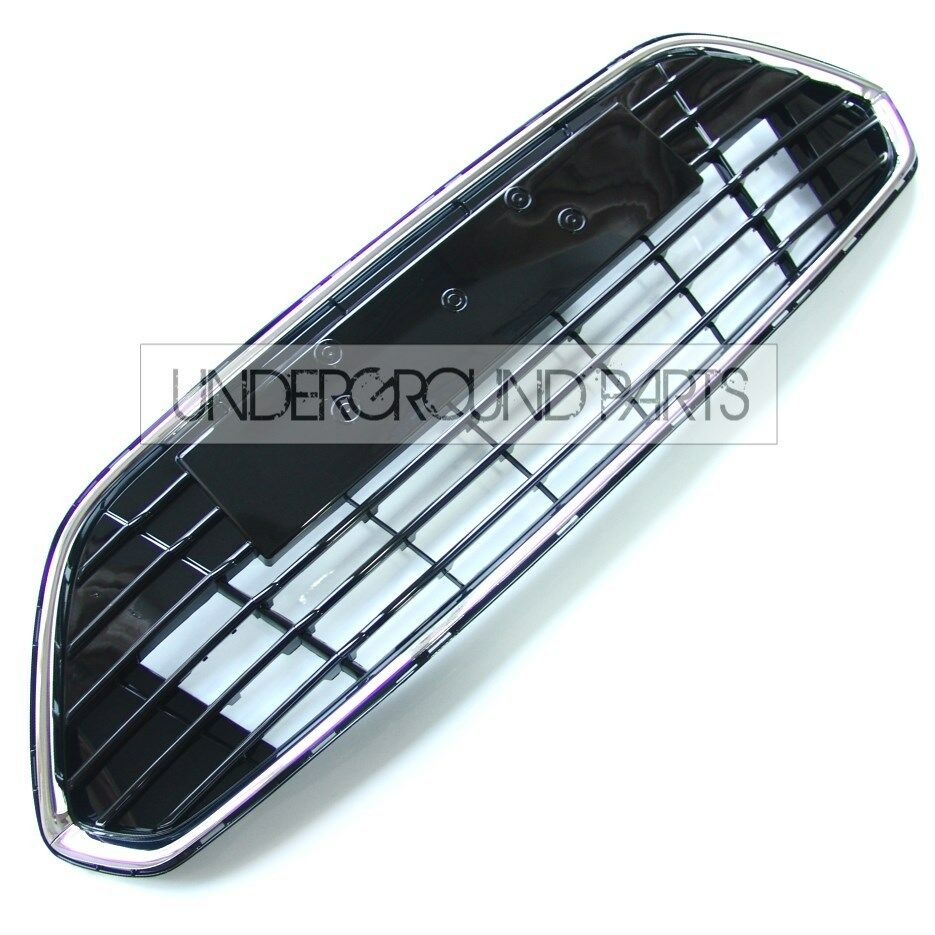 FORD MONDEO MK4 Facelift Front Lower Centre Bumper Grille