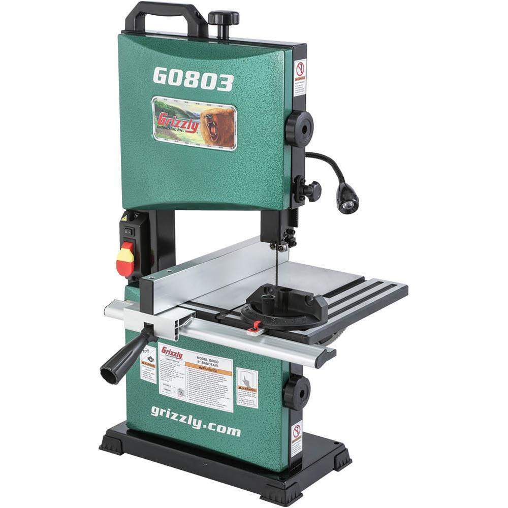 G0803 Grizzly 9 Benchtop Bandsaw Cad Picclick Ca