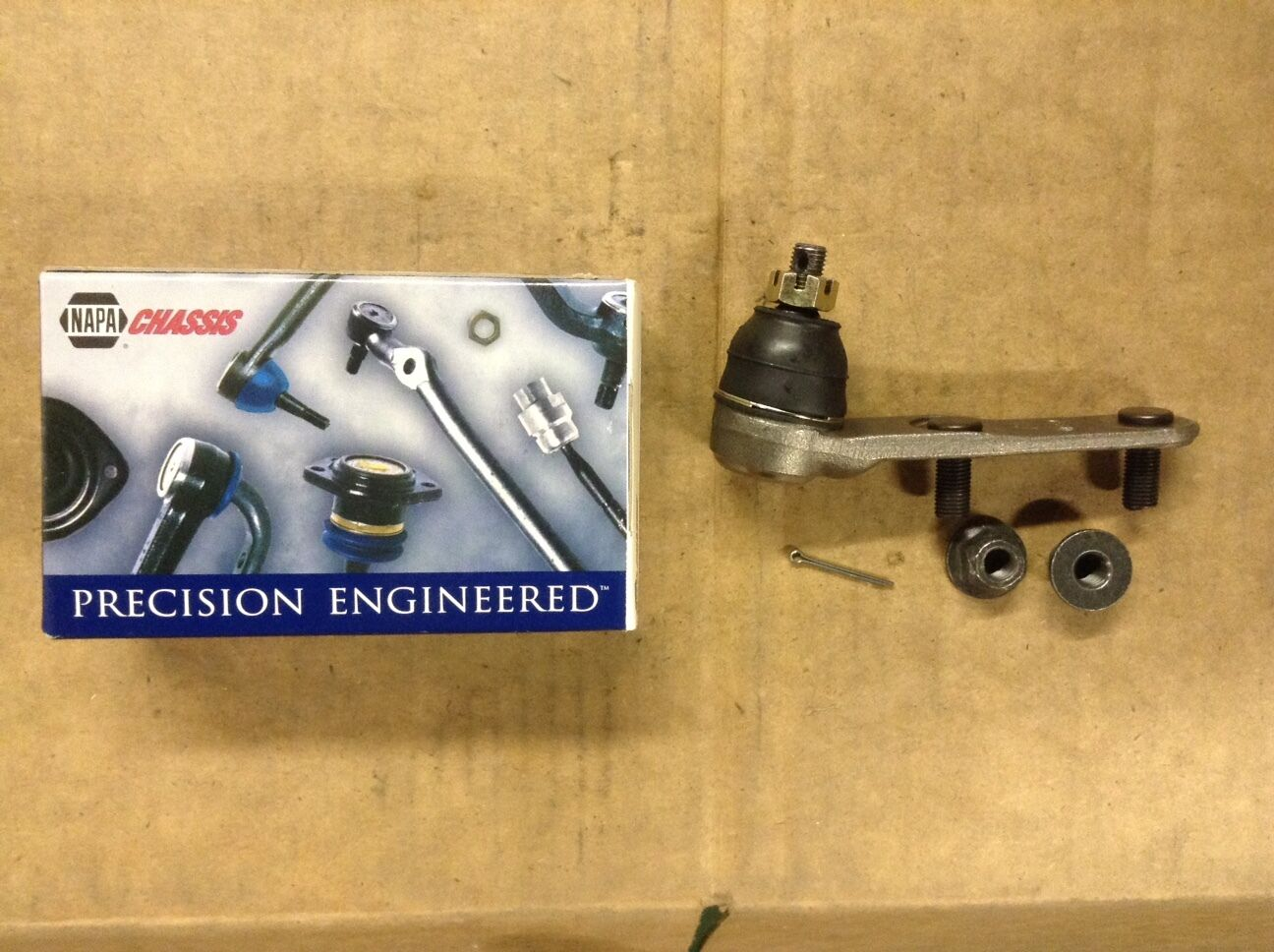 New Napa 260 1432 Suspension Ball Joint Front Upper Fits 88 91 1992 Honda Prelude Stabilizer Arm 1 Of 5only 2 Available