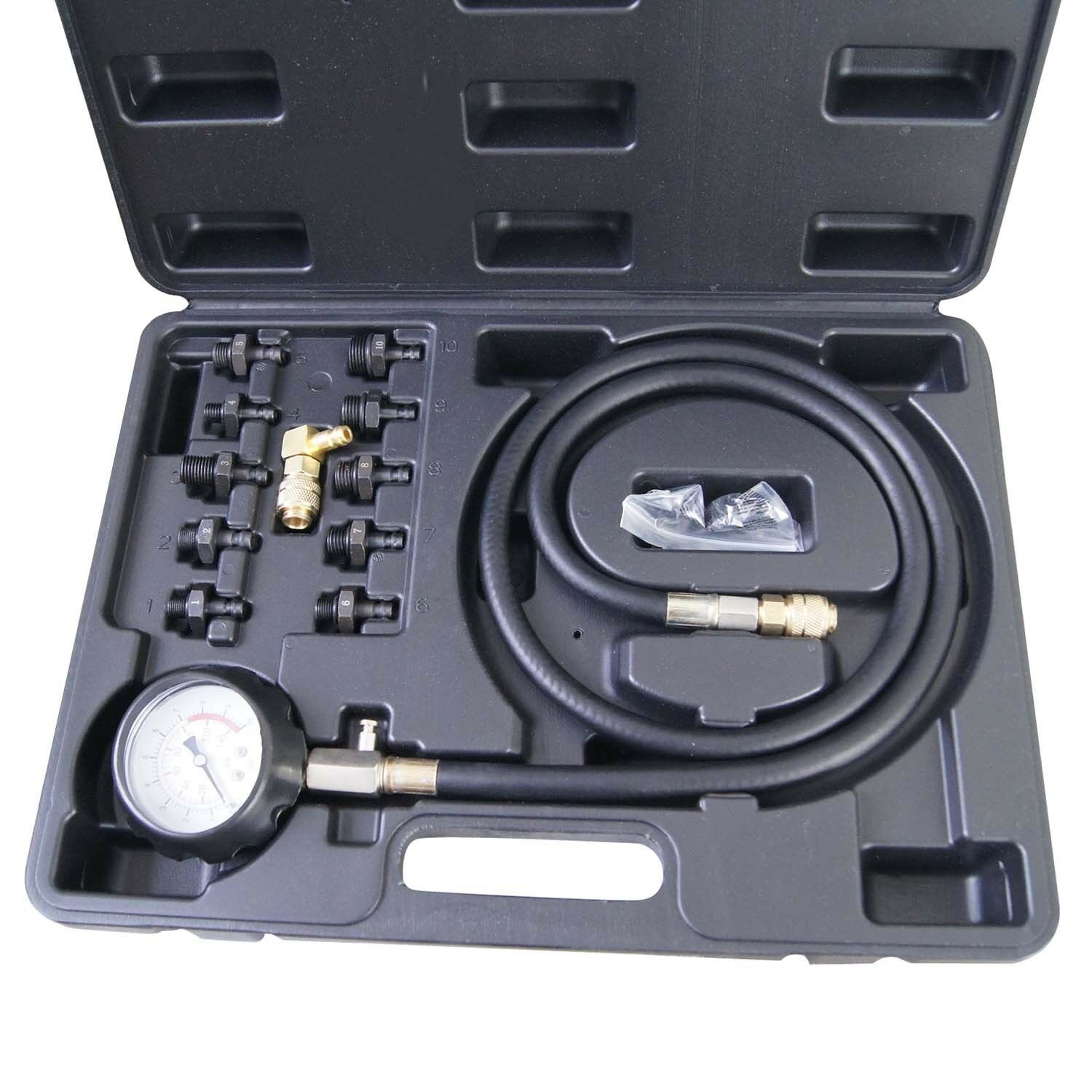 449851 engine oil pressure test tester kit set tool low oil warning picclick uk. Black Bedroom Furniture Sets. Home Design Ideas