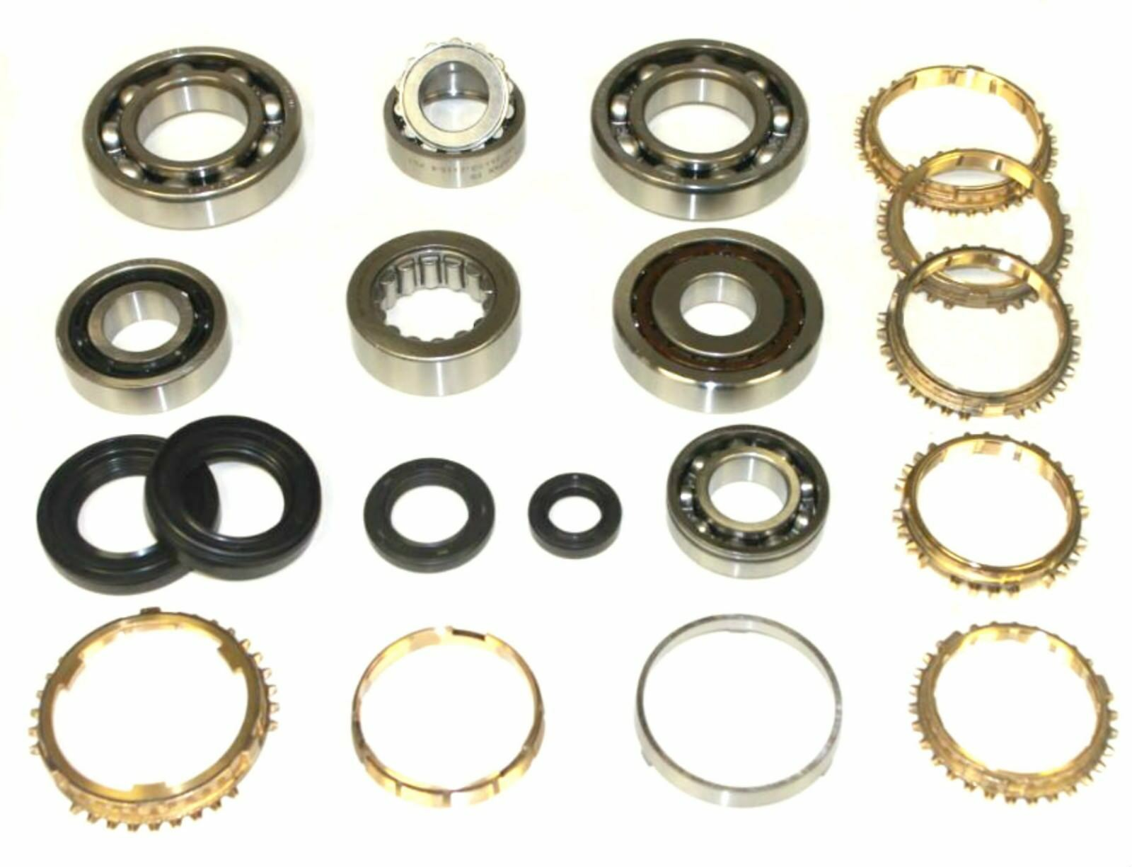 Honda Civic SLW 5 Speed Manual Trans Premium Rebuild Kit, Bearing Kit,  BK499WS 1 of 1Only 1 available ...