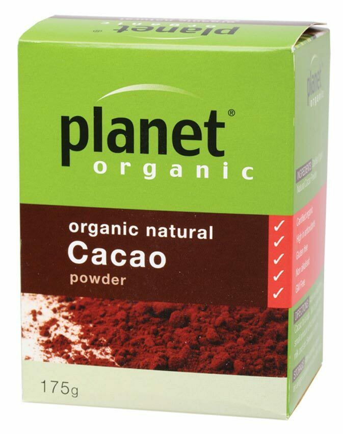 Organic Cacao Powder 175g - Planet Organic