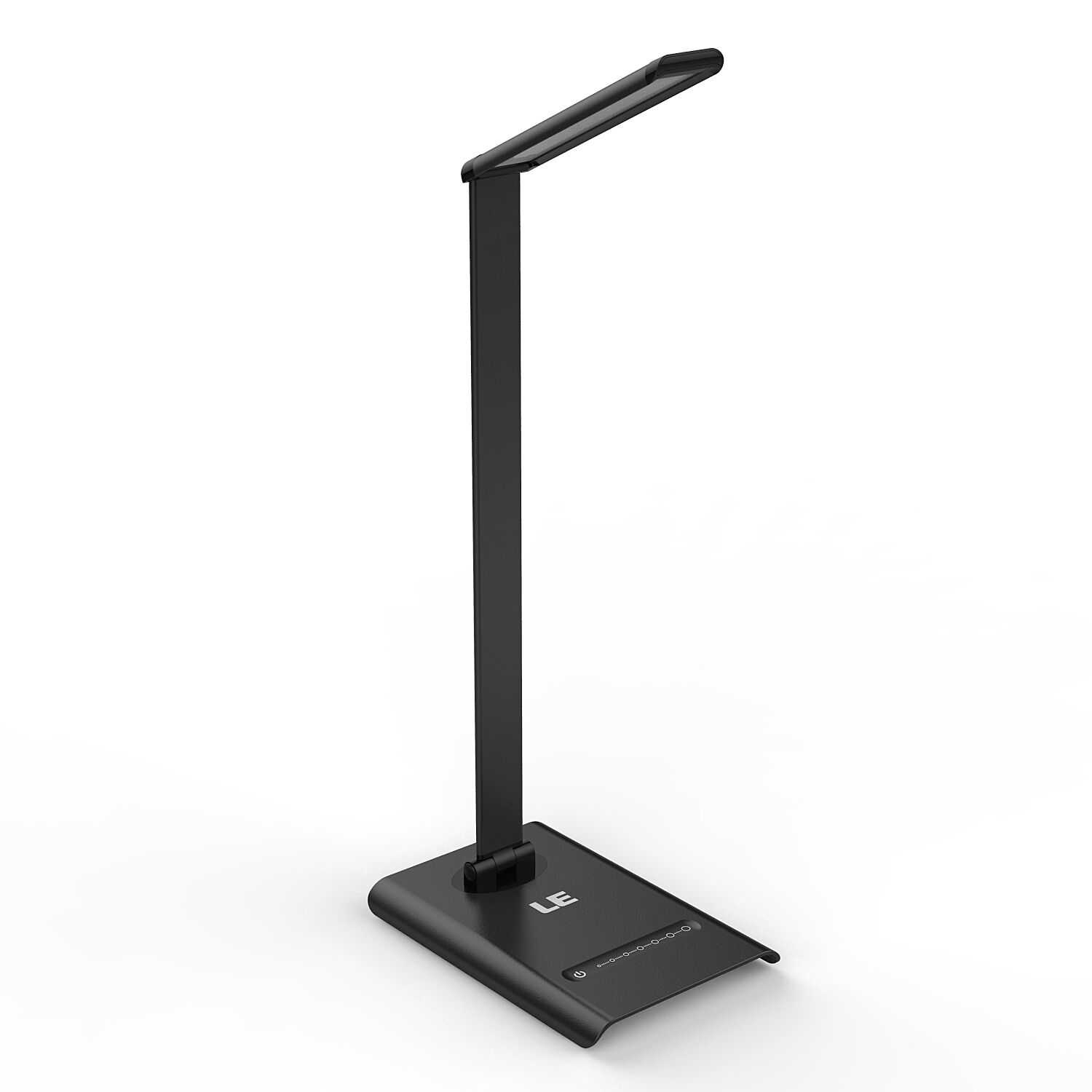 le 6w dimmable led desk lamp eye protection design reading book