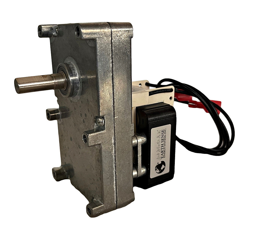 England Stove Works Pellet Stove Auger Feed Gearbox Motor