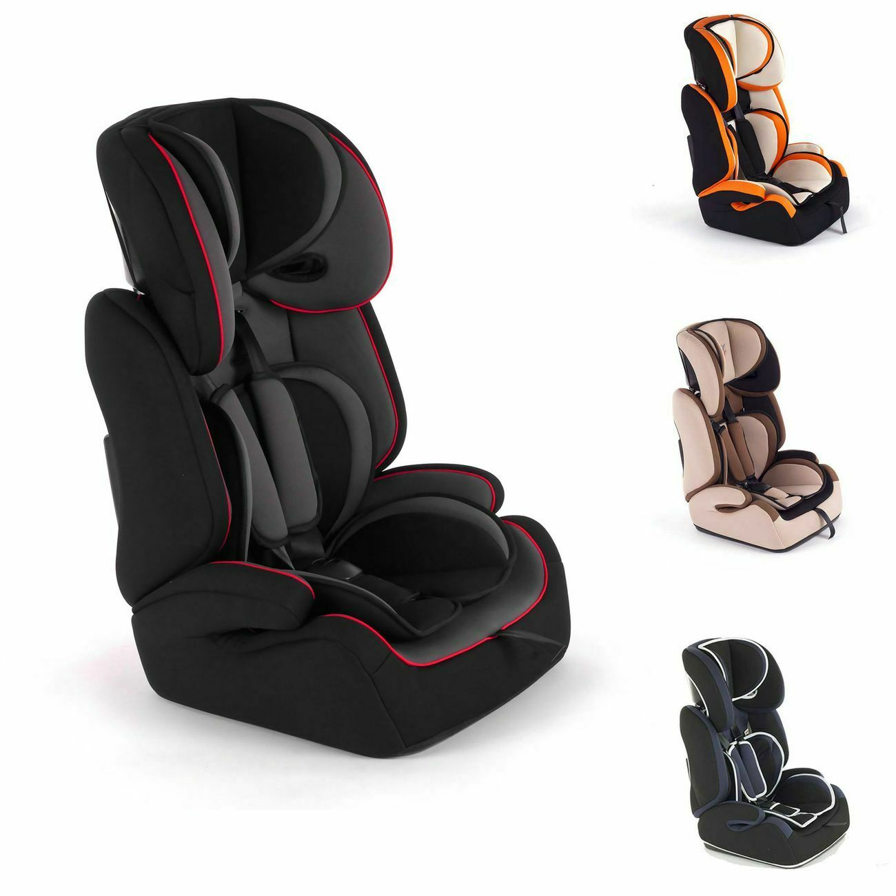 autokindersitz kinderautositz autositz kindersitz 9 36 kg f r gruppe 1 2 3 neu eur 37 99. Black Bedroom Furniture Sets. Home Design Ideas