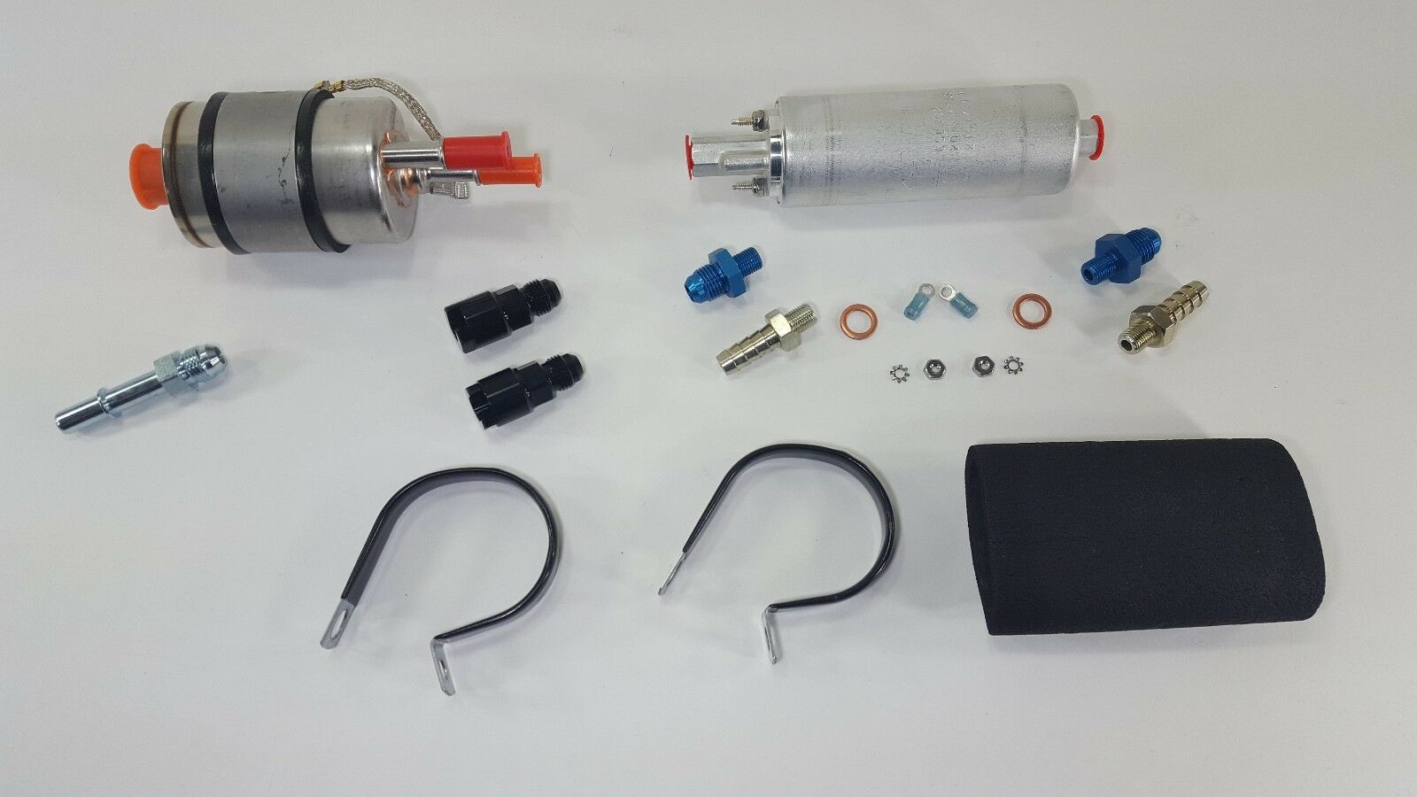Ls1 Fuel Pump Filter Regulator Kit Engine Swap For Returnless 1 Of 6only Available