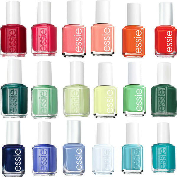 ESSIE 2 Pack Nail Polish .5oz Bottle (In color of your choice) A-V ...