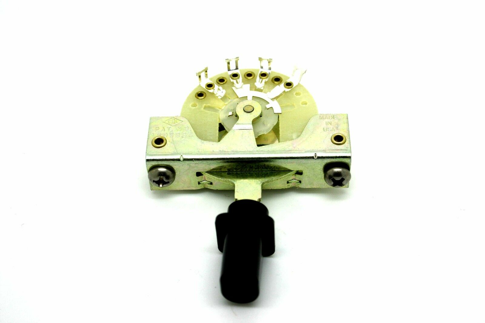 Crl 5 Way Pickup Selector Switch With Black Knob Top Hat 3100 1 Of See More