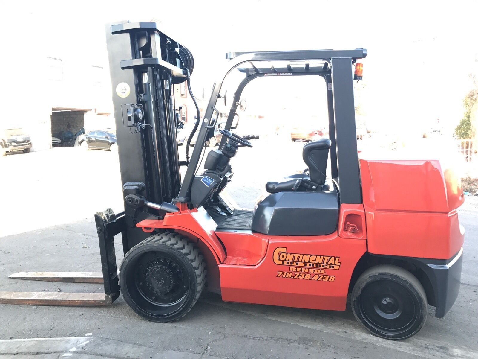 1 of 8Only 1 available Toyota Forklift
