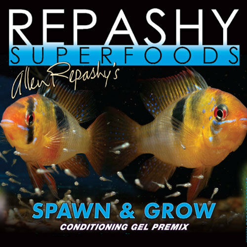Repashy Superfoods Spawn and Grow Conditioning Gel premix 84 gram