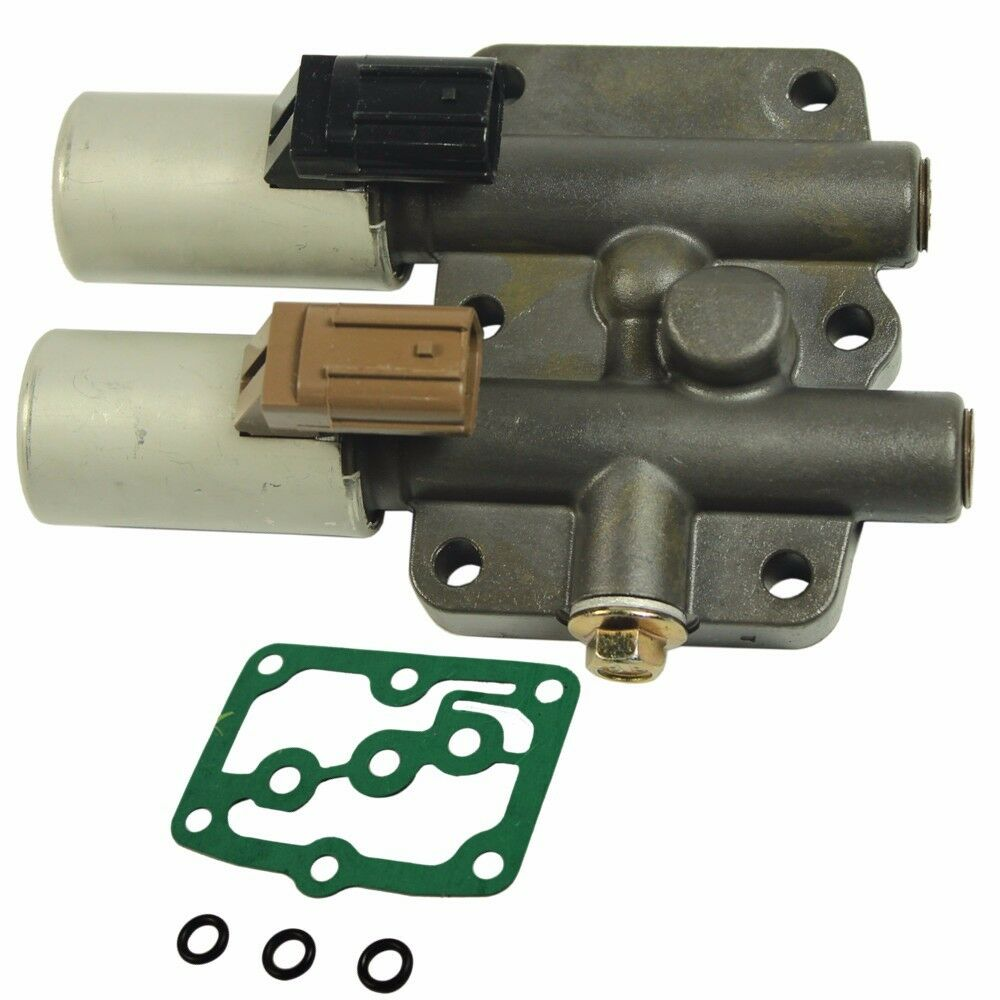 New Transmission Dual Linear Shift Solenoid With Gasket For Honda 1999 Accord Acura 1998 On 1 Of 6free Shipping
