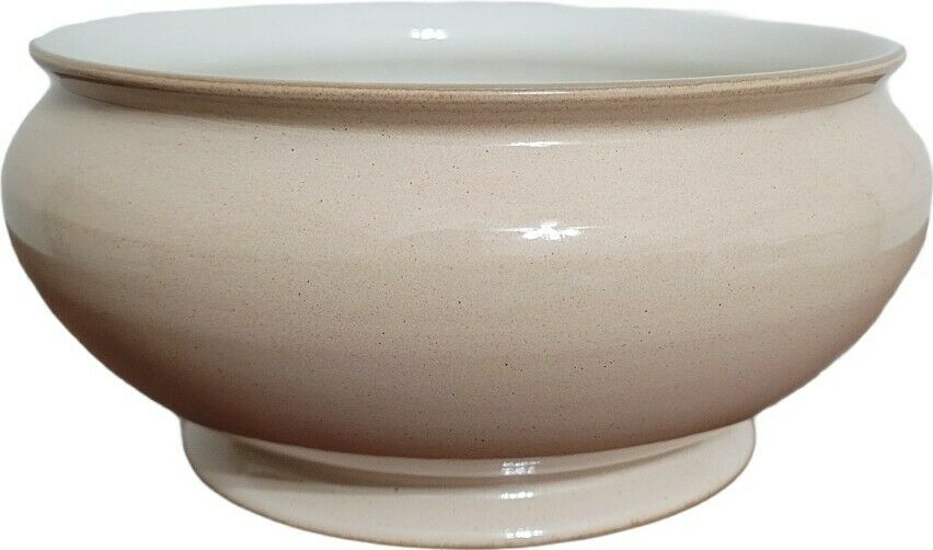 DISCONTINUED DENBY LUXOR Footed 8 3/8\