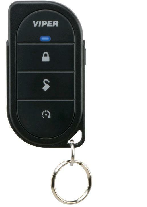 Viper 7146v 1 Way 4 Button Replacement Remote Transmitter 3999