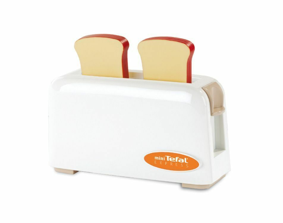 mini tefal kinder toaster kinderk che spielzeug k che spielk che zubeh r smoby eur 11 99. Black Bedroom Furniture Sets. Home Design Ideas