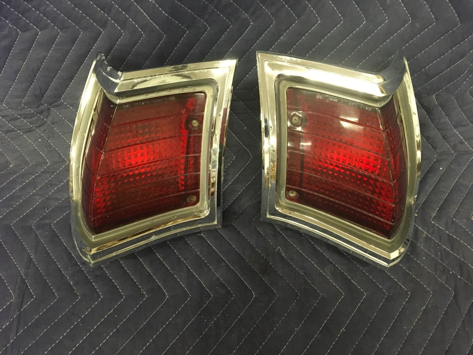 71 72 Plymouth Satellite Station Wagon Tail Lights Gtx 1 14959 1973 Of 1only Available