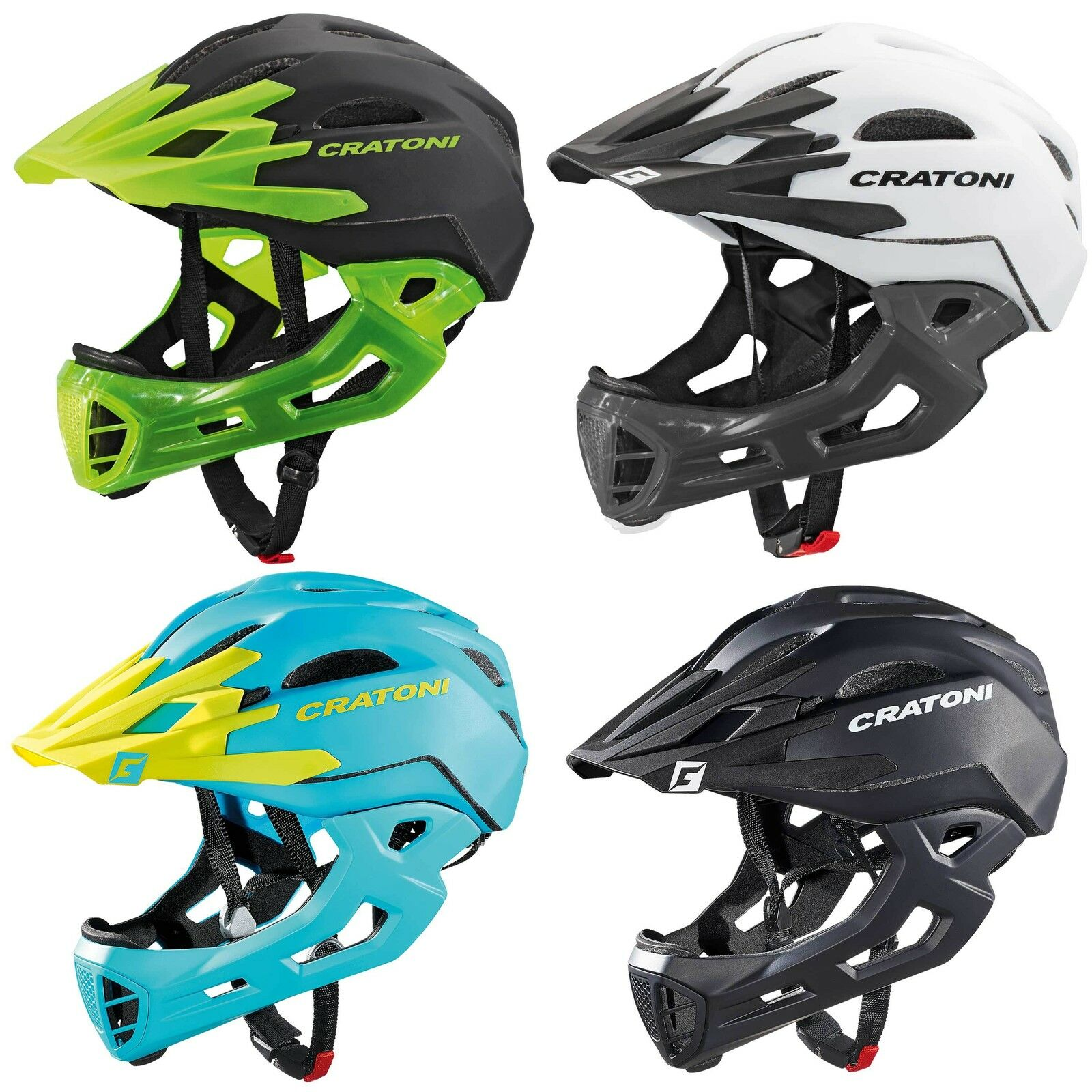 cratoni c maniac downhill helm mtb all mountain helm. Black Bedroom Furniture Sets. Home Design Ideas