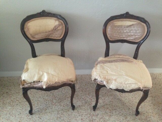 French Country Parlor Chairs 1 Of 11Only 1 Available ...