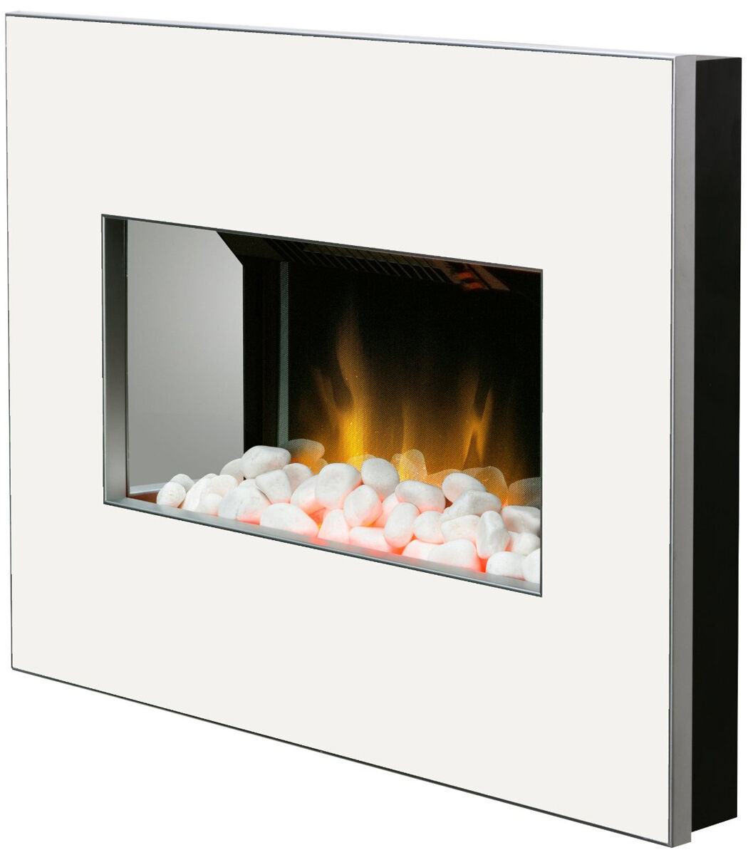 New Dimplex Clovaw Wall Mounted Electric Fire Heater Aud Picclick Au