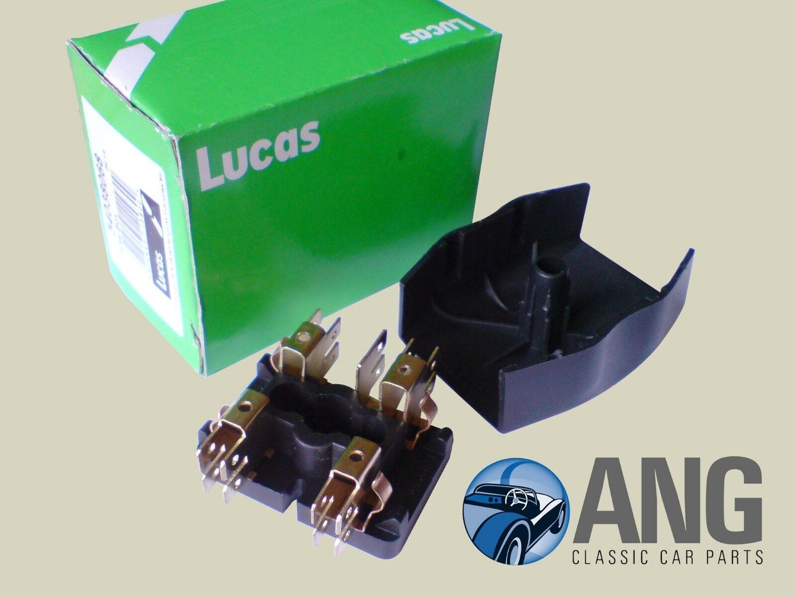 Ginetta G15 1967 1974 Lucas Fuse Box Lid 4fj 606253a 1131 Mgb 1 Of 3 See More
