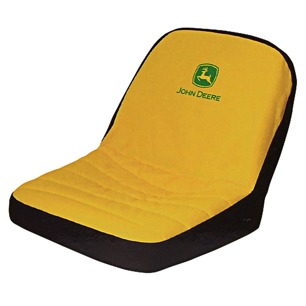 John Deere Lawn Tractor Seat Cover Velcromag
