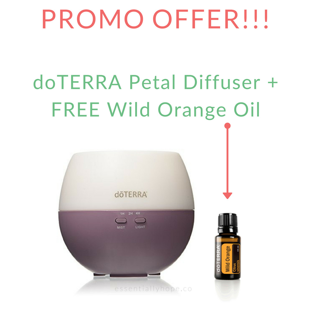 #B57116 DoTERRA Ultrasonic Petal Diffuser   FREE Wild Orange  Most Effective 1305 Benefits Of A Diffuser pictures with 1080x1080 px on helpvideos.info - Air Conditioners, Air Coolers and more